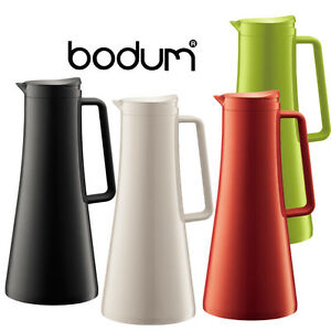 Bodum Bistro Thermo Coffee Herbal Tea Insulated Carafe Jug