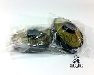 Soviet-russian-military-gas-mask-EO-19-034-PBF-034-Filters-2-filters-replacement