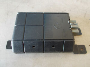 DODGE-ABS-MODULE-5234990-USED-FITS-MANY-CHRYSLER-VEHICLES