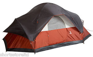 Image is loading Coleman-Tent-8-Man-Red-Canyon-C&ing-Rainfly-  sc 1 st  eBay & Coleman Tent 8 Man Red Canyon Camping Rainfly Hiking Outdoor ...