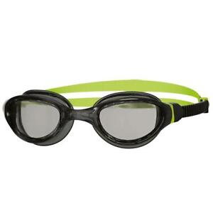 Zoggs-Phantom-Junior-2-0-UV-Protection-Anti-Fog-Swim-Pool-Goggles-Black-Lime
