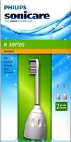 2 Sonicare Elite Standard Brush Heads E Series Philips Electric Toothbrush Usa