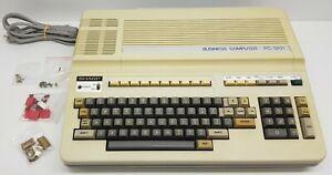 Sharp-Business-Computer-PC-3201-Vintage-Computer-Super-Rare-VGC-Collector-039-s