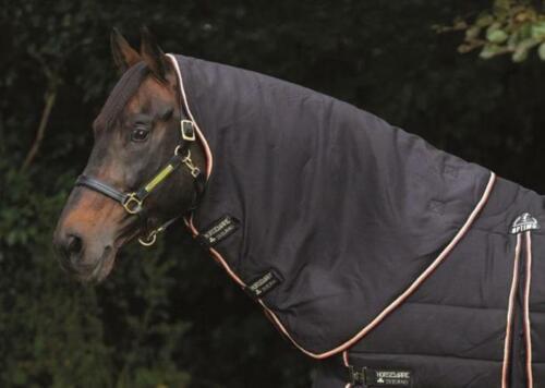 CLOSEOUT Horseware Rambo Optimo Stable Blanket Hood Medium 200G