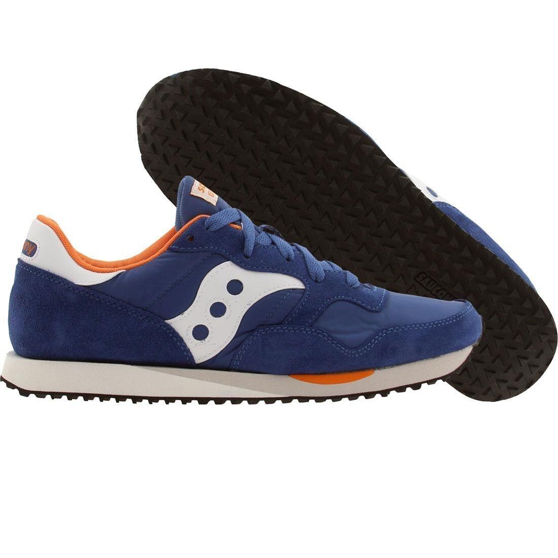 80.00 Saucony Men DXN Trainer (bluee   orange) S70124-7