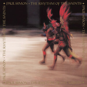 Paul-Simon-The-Rhythn-Of-The-Saints-New-Vinyl-140-Gram-Vinyl-Download-Inser