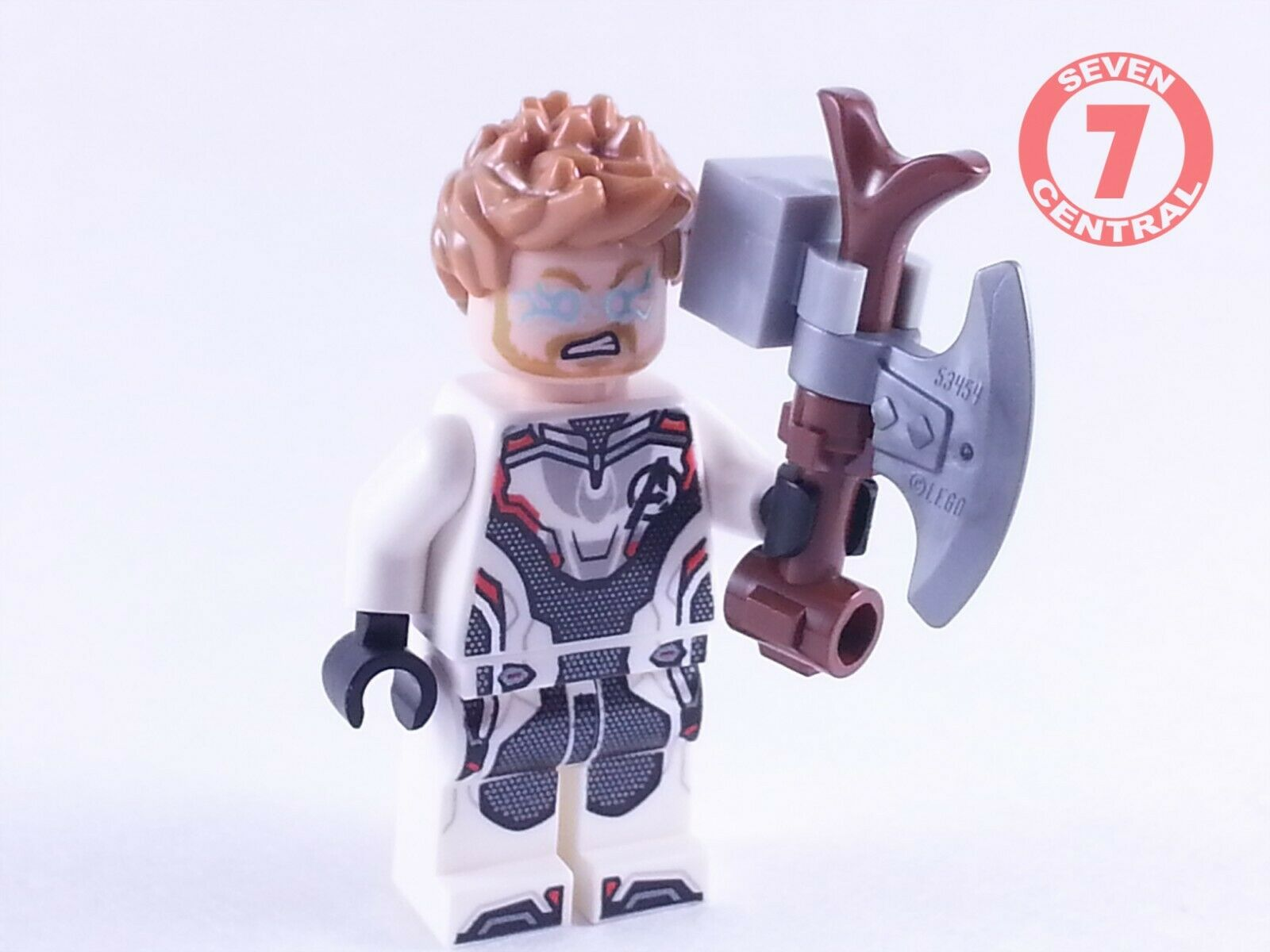 LEGO Marvel Super Heroes Thor MINIFIG from Lego set #76126 Brand New