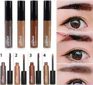 Popfeel tint my brow gel permanent eyebrow tattoo liquid for Cathy doll real brow 4d tattoo tint