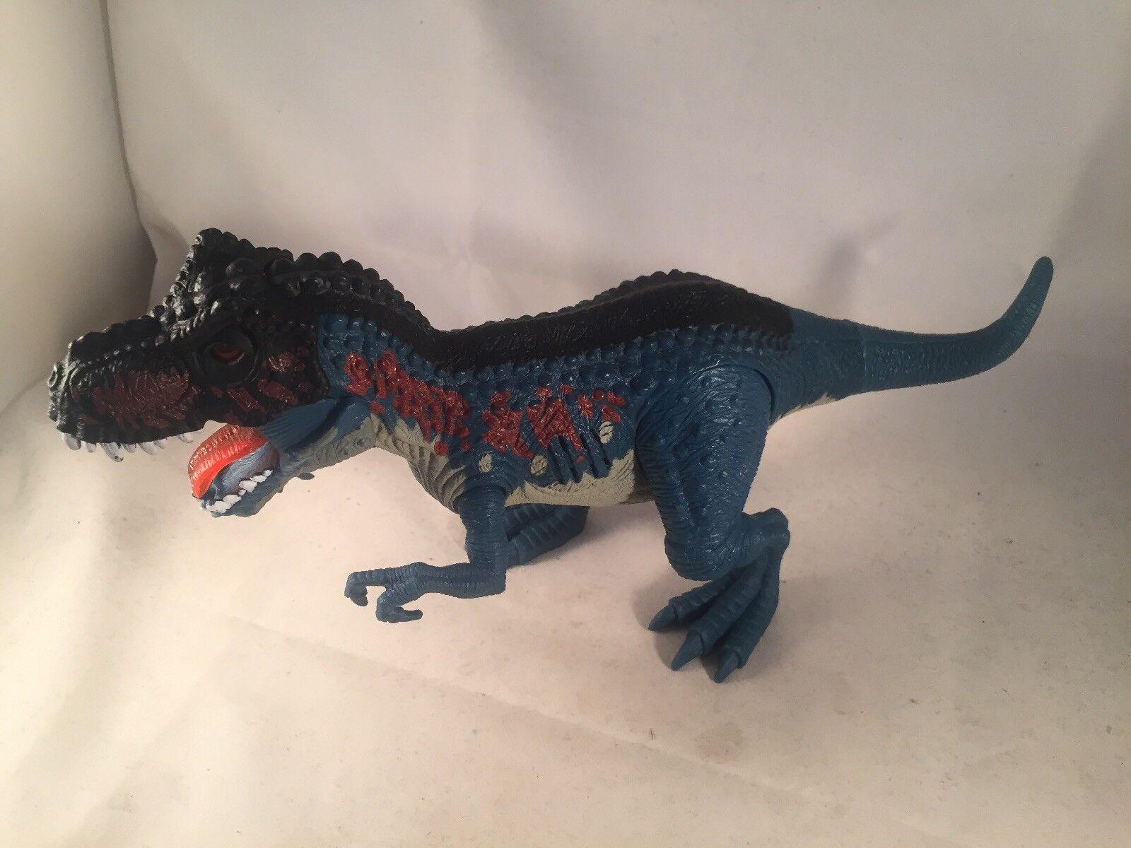 Bull T-Rex Tyrannosaurus Rex Toys R Us Exclusive 2009 Dinosaur Light & Fx