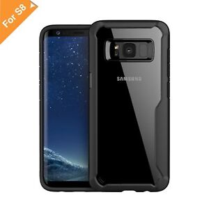 new concept e324c 207cc Details about Samsung Galaxy S8 Case,ORETech Galaxy S8 Cover with  [Shock-Absorption Bumper]...