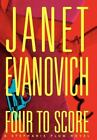 Stephanie Plum: Four to Score 4 by Janet Evanovich (1998, Hardcover, Revised)