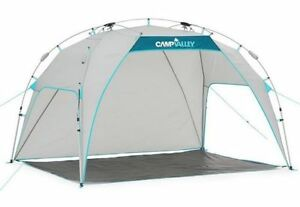 Image is loading C&-Valley-6-039-x-8-039-Instant-  sc 1 st  eBay & Camp Valley 6u0027 x 8u0027 Instant Sport Sun Shade Shelter UV Tent Beach ...
