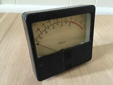 Vintage Simpson VU Meter For Pro Audio *Looks Awesome! *Rare!