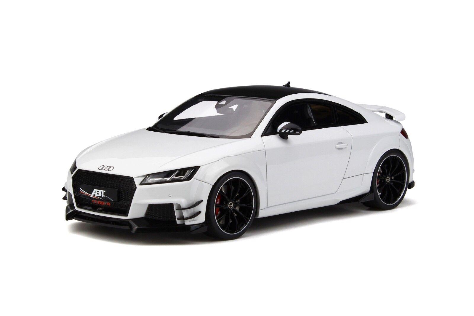 GT Spirit 1 18 Audi ABT TT RS-R GT211