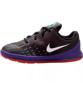 c8b97a1aa2ca Nike 768869-003 KD 8 Black Purple Toddler Basketball Shoes Size 5C ...