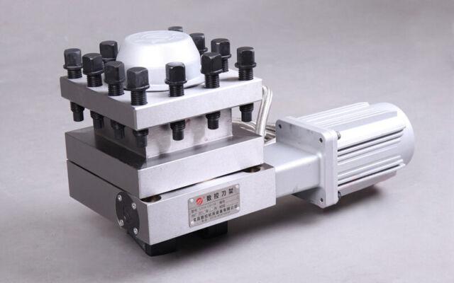 LD4B LD4B-CK6125 Series Vertical NC Turret CNC Turret