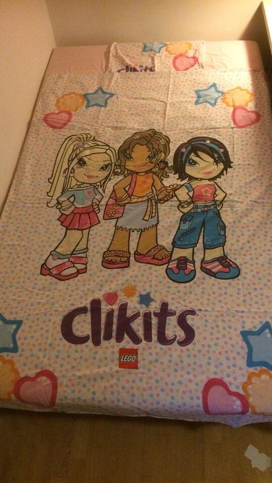 Sengetøj, Disney frost klokkeblomst LEGO, Disney