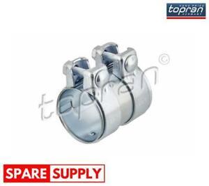 Conector-de-tubo-Sistema-De-Escape-Para-AUDI-PORSCHE-SEAT-TOPRAN-113-337