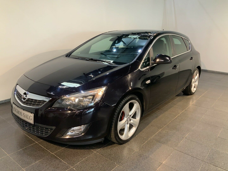Opel Astra 1,6 T 180 Sport aut.