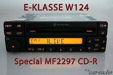Mercedes Original Autoradio W124 E-Klasse S124 C124 Spezial MF2297 CD-R Special