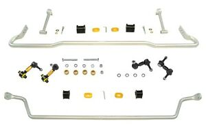 Whiteline-26mm-Front-amp-22mm-Rear-Sway-Bar-WITH-Endlinks-For-2015-Subaru-Wrx