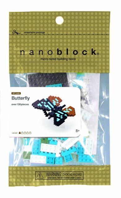 Air Force 1 One Building Nanoblock Miniature Building Blocks New NBA 008