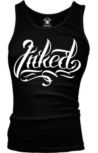 Inked Tattooed Body Art Tatted Up Pride Tattoos Got Have Lots Of Girls Tank Top