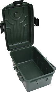 WATER RESISTANT SURVIVOR DRY KIT BOX for SAS Case army MTM CASE GARD large