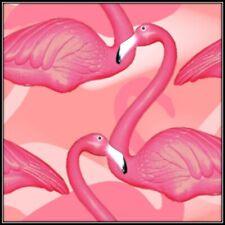 30 Custom Flamingo Art Personalized Address Labels