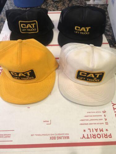 Vintage Cat  Hats