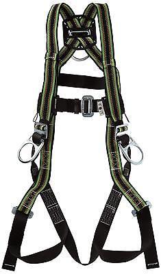 400 lb Universal HONEYWELL MILLER E650QC//UGN Full Body Harness Green