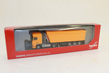 Herpa camiones DAF 106 XF SC kempf-SZ Orange 306065