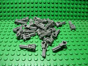 ** 25 CT LOT **  Lego NEW dark bluish gray 1 x 2 modified plate W// handle pieces