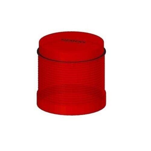8wd4450-0cb siemens signal pilier Flash élément ip65 rouge 230v AC 70 MM
