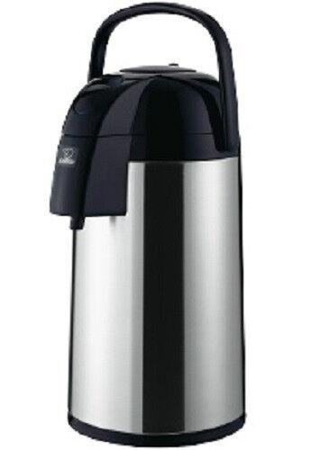 Zojirushi Thermal Airpot Coffee Tea Beverage Dispenser 3 Liter 101oz AAWE-30SB