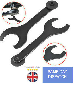 Bicycle Bottom Bracket BB Install Removal Tool Spanner For Shimano Hollowtech UK