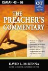 Isaiah 40 66 18 Communicator S Commentary Old Testament by David L McKenna