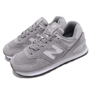 New-Balance-WL574FHC-B-Grey-White-Women-Running-Casual-Shoes-Sneakers-WL574FHCB