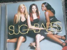 SUGABABES - TALLER IN MORE WAYS (2006 - Reissue - 987 462 9) Push the button....