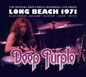 Lungo Spiaggia 1971: Deep Purple Nuovo CD Album (210220EMU)