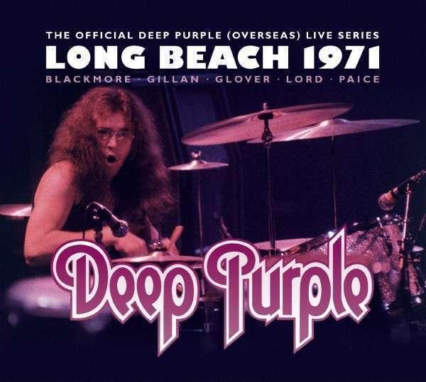 Largo Playa 1971: Deep Purple Nuevo CD Álbum (210220EMU)