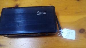 Marconi Marcraphone Personal Reciever P17B Handle 25x13x7
