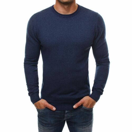 OZONEE OUTLET SALE uomo Pullover Maglione Manica Lunga Top Sweater aderente MIX