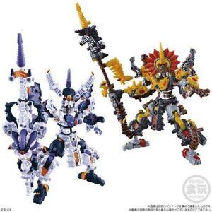 Details about Bandai Machine Robo Mugenbine MRM Mugen Saga Beast Safari  Ryuuborn Figure Set