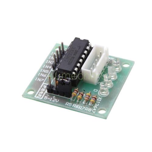 2PCS 5V Stepper Motor 28BYJ-48 Drive Test Module Board ULN2003 5 Line 4 Phase