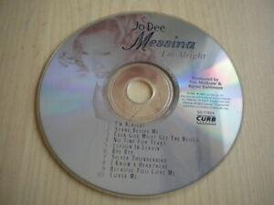Jo Dee MessinaI'm alrightCD1998 musicacountry folkmusic stand beside me