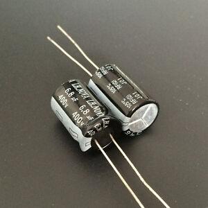 20pcs 6.8uF 400V Electrolytic Capacitor 400V 6.8UF 10x13mm
