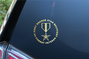 US-Army-Bronze-Star-Decal-Sticker-Recipient-Veteran-Medal-Window