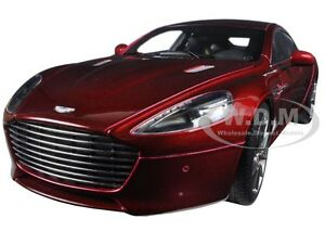 Image Is Loading 2017 Aston Martin Rapide S Diavolo Red 1