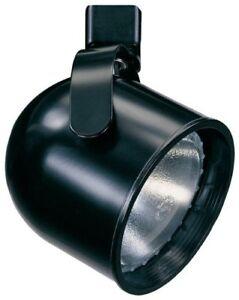 Details About Elco Track Lighting Et662b Line Voltage Par30 Yoke Mounted Roundback Cylinder